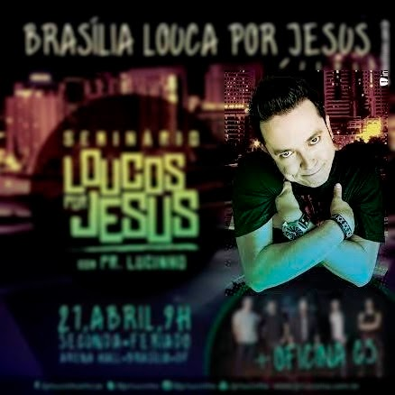 Pr. Lucinho Barreto aparece em nova foto polêmica
