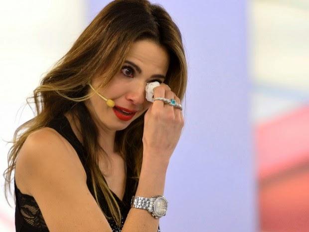 Luciana Gimenez fala sobre desmaio ao vivo em seu programa