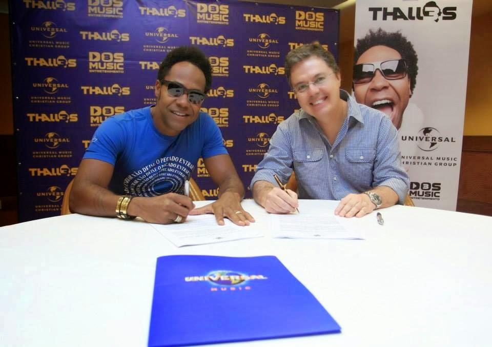 Thalles Roberto pretende doar R$2 Milhões de reais para missões