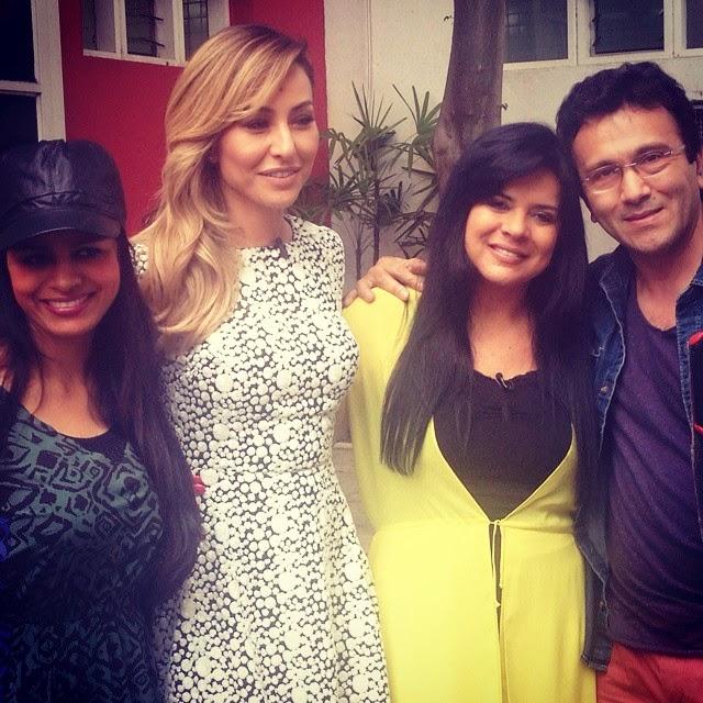 DVD de Damares pode ter participação de Mara Maravilha e Sabrina Sato