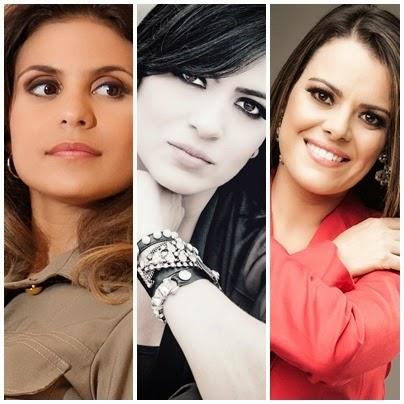 5 Semelhanças entre Fernanda Brum, Aline  Barros e Ana Paula Valadão, que você não sabia