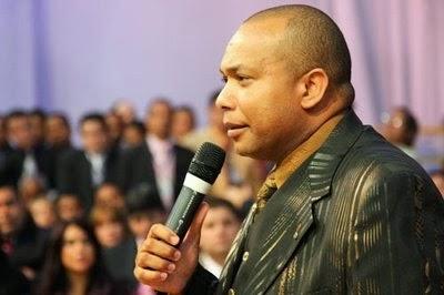 Pastor Adeildo Costa se retrata com o O Fuxico Gospel, e manda recado