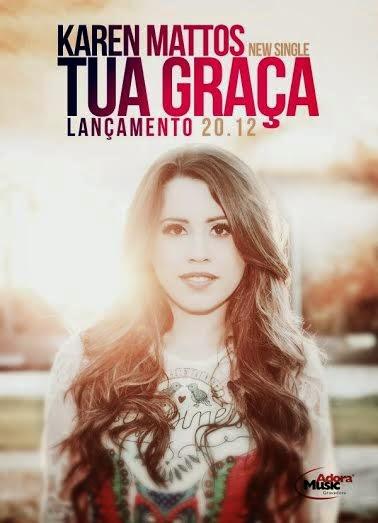 Karen Mattos lança novo Single no dia 20 de Dezembro