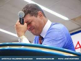 Valdemiro Santiago Sofre Ação de Despejo
