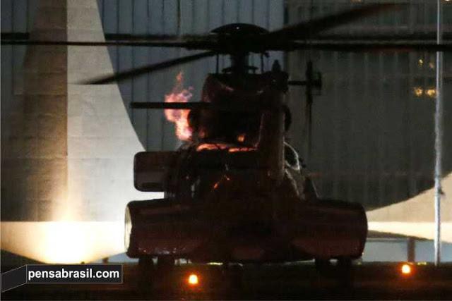 Pastor prevê acidente com Helicoptero de Dilma