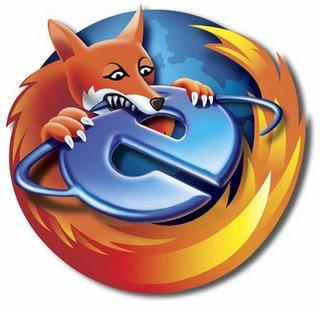 Mensagem secreta no navegador Mozilla. Você já viu?