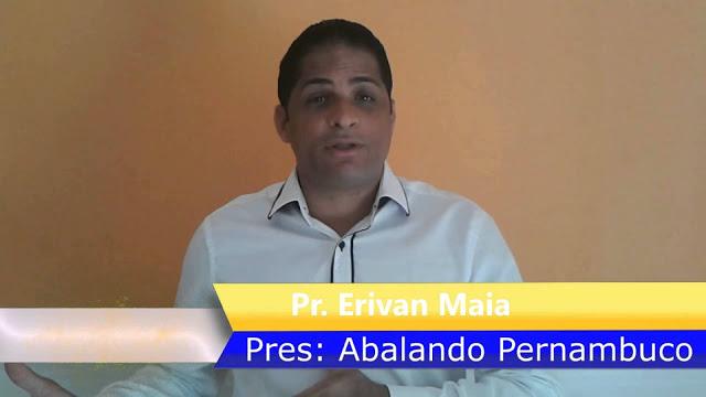 Pregador do Gideões é assaltado em Pernambuco