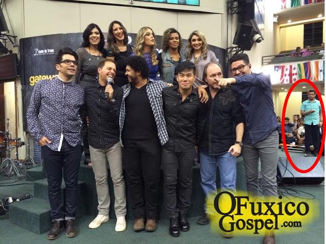 Musica Gospel - Fernanda Brum abandona esposo em foto, e caso viraliza na rede