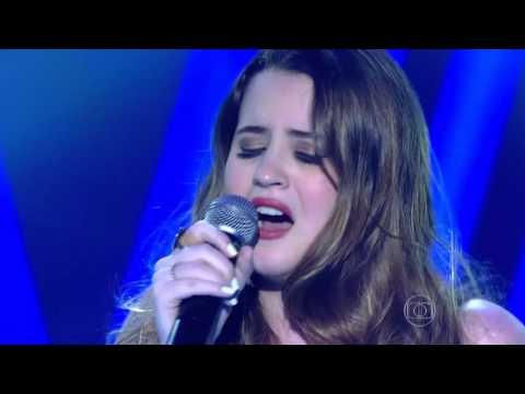 Musica gospel | Filha de Ludimila Ferber se apresenta no The Voice da Globo
