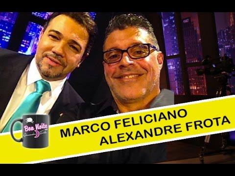Marco Feliciano concede entrevista polêmica a Alexandre Frota