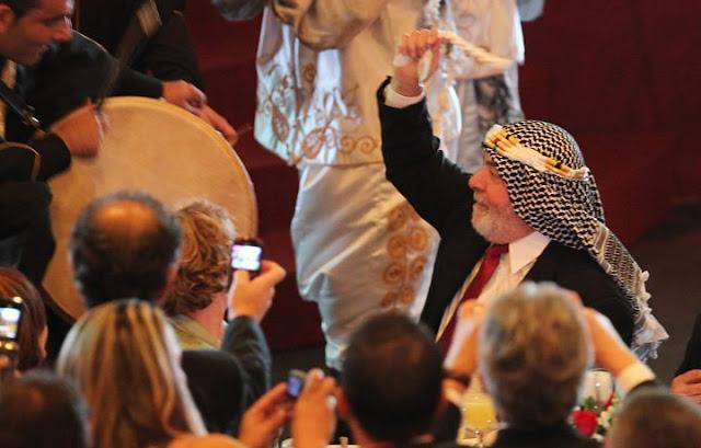 Lula diz ser muçulmano