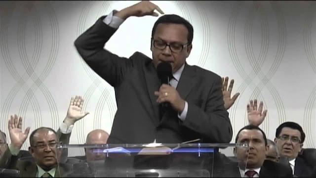 Carvalho Junior da Assembléia de Deus excluído da própria igreja em Uberlândia