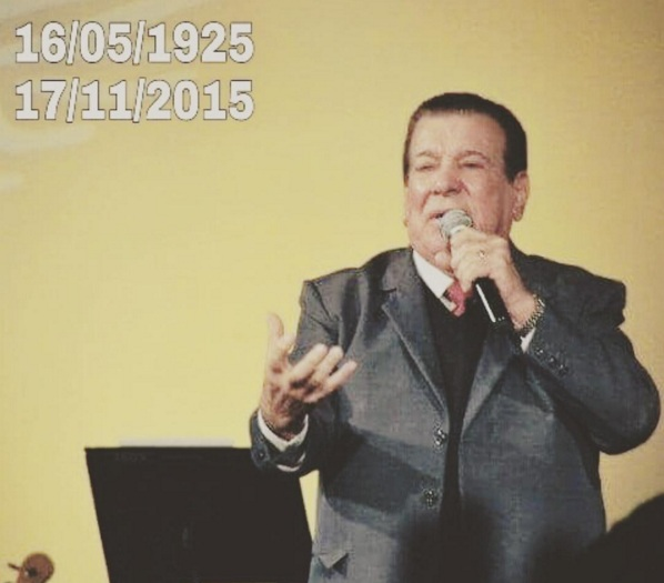 Musica gospel | Morre Luiz de Carvalho