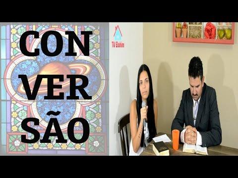Pastor Arnaldo anuncia sua conversão