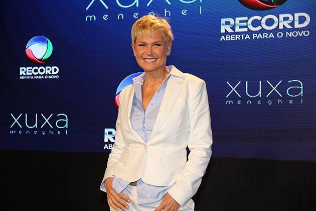 Xuxa toma atitude conta a Record e causa mal estar