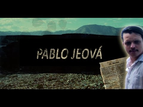 Pablo Jeová, uma sátira cristã do maior traficante do mundo