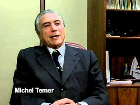 Michel Temer fala pela primeira vez sobre Satanismo e Maçonaria
