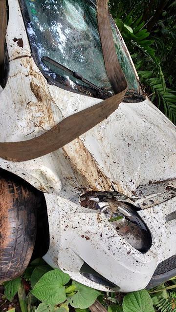 Pregador Eric Mello sofre acidente de carro em Pernambuco