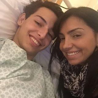 Morre Matheus Oliveira, filho da cantora Eyshila