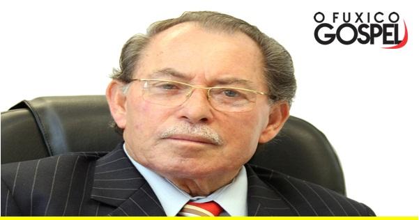Pastor Cesino Bernadino acaba de Falecer