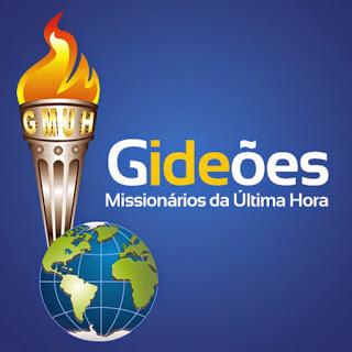 """Congresso Gideões Missionários """"Vai cair """""""