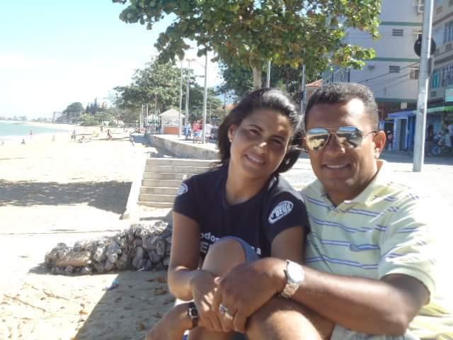 Pr. Ricardo Pinudo faz homenagem a esposa na internet