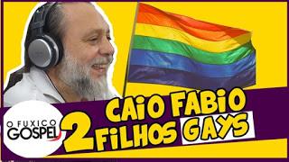 Reverendo Caio Fábio teria 2 filhos gays, segundo pastor