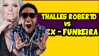 Thalles Roberto ajuda ex-funkeira e passa vergonha