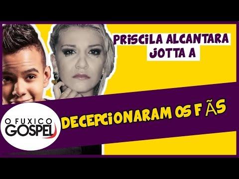Jotta A e Priscila Alcântara decepcionam fãs