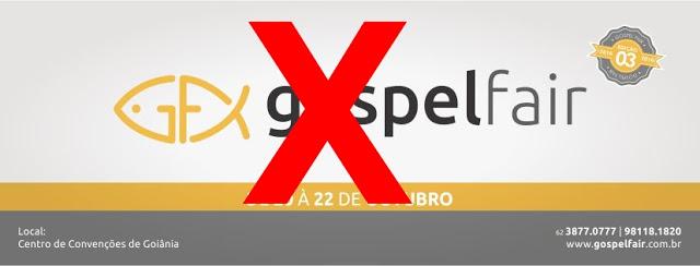 Gospel Fair fracassa e joga R$1 Milhão no lixo
