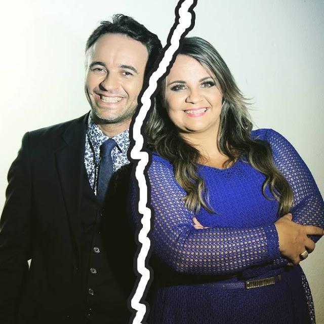 Cantora gospel Amanda Ferrari se separa do marido