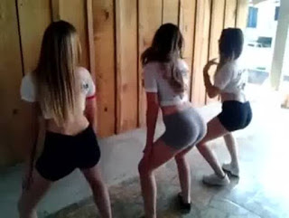 Novinhas dançando funk dentro da igreja reflete problemas nas lideranças
