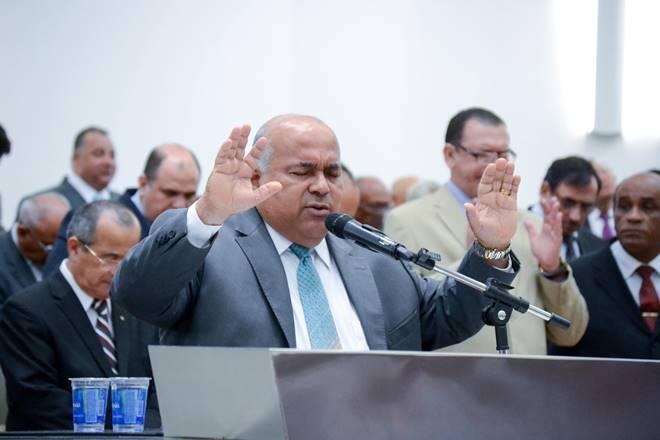 Pastor José Ailton Alves