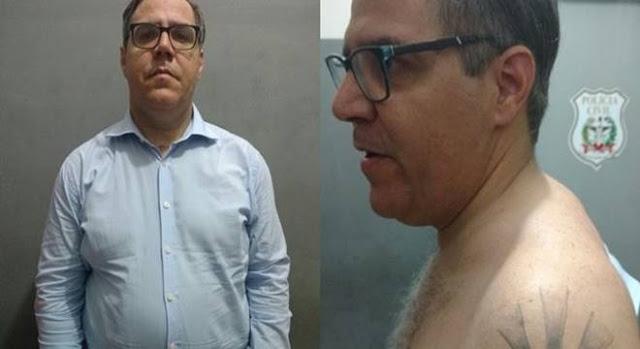 Pastor Edilson Turato é preso na porta da igreja acusado de homicídio