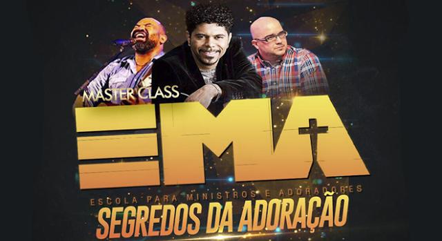 """""""E.M.A"""" terá Luiz Arcanjo, Pr. Rafael Belo e Wesley Ros em SP"""