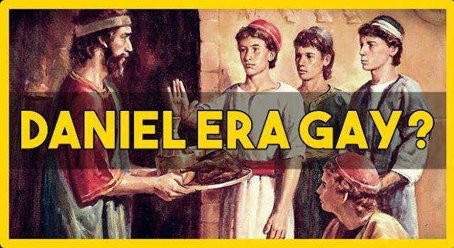 Profeta Daniel era Homossexual, afirma teólogo