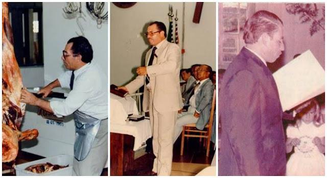 10 Fotos do pastor Cesino Bernadino como você nunca viu