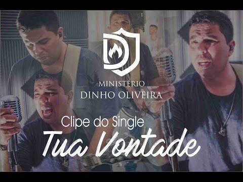 """Dinho Oliveira lança Live Session da música """"Tua Vontade"""""""