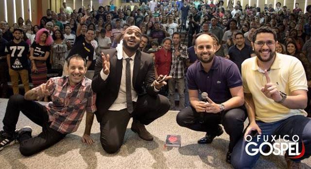 Vini Rodrigues grava seu primeiro Stand Up na ADVEC