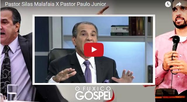 """Pastor Silas Malafaia comete """"Erro Grave"""" durante critica ao Pr. Paulo Junior"""