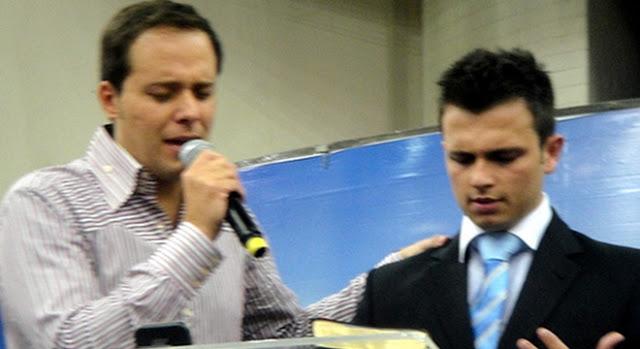 Pastor Patrick Moura e André Valadão | Notícias gospel