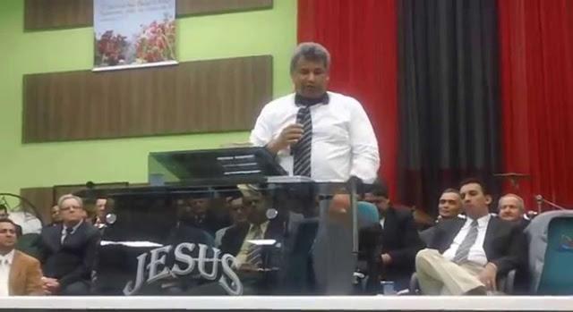 CIEADEP obriga igreja a aceitar pastor acusado de assédio sexual