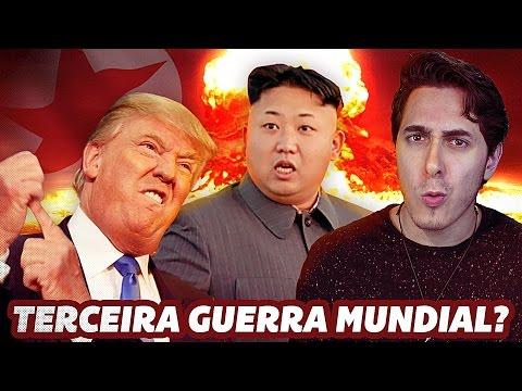 Terceira Guerra Mundial? Vídeo explica tudo sobre a Guerra da Coreia do Norte
