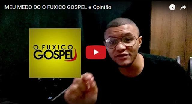 Pastor diz que não tem medo do O Fuxico Gospel. Saiba o motivo
