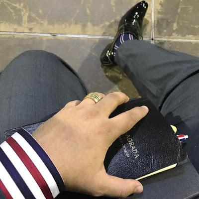 Pastor Rafael Bello sapato