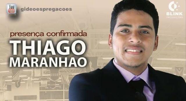 Pregador Thiago Maranhão é detido após desacatar policial