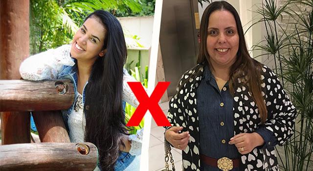 Briga de família: Missionarias Helena Raquel e Camila Barros não se falam