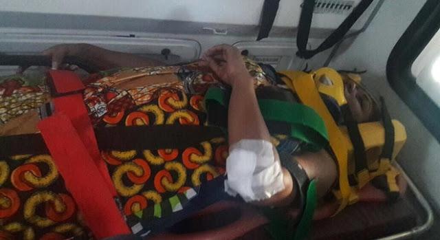 Urgente! Isa Reis sofre acidente grave em Salvador