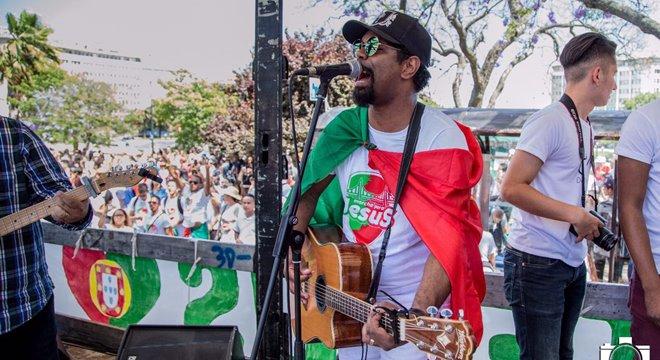 Wesley Ros em Portugal