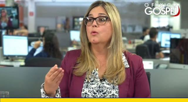 "Psicóloga Marisa Lobo ""Humilha"" fiscal do Conselho de Psicologia"